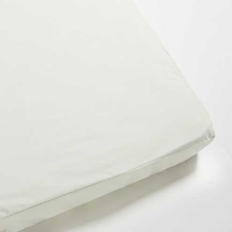 Protège matelas 50x90 berceau rectangulaire
