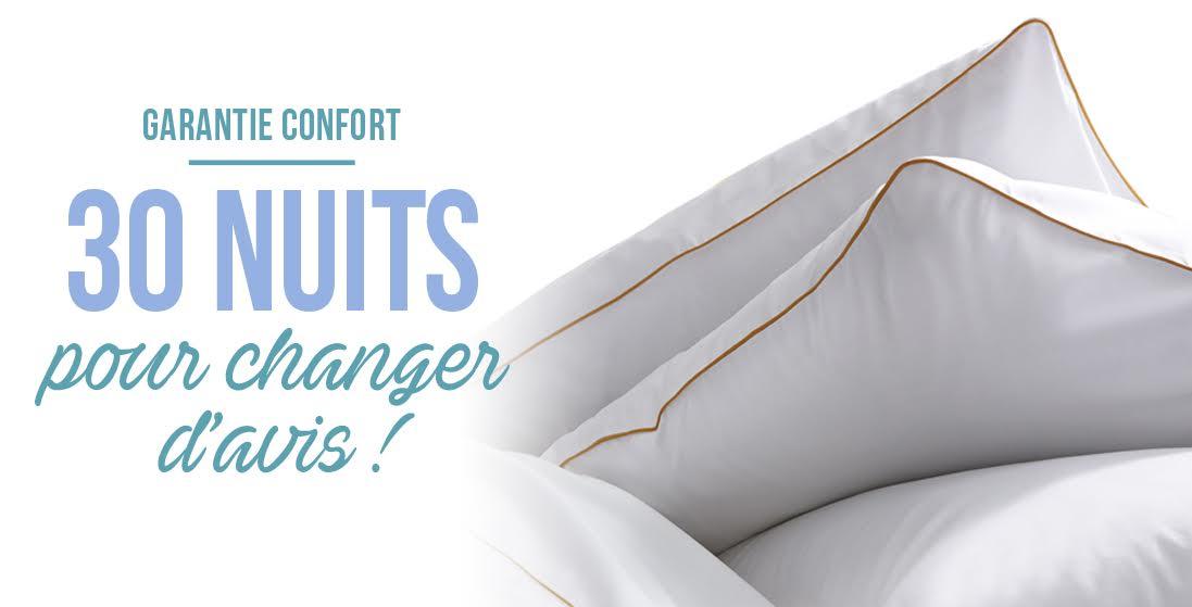 Linge de lit fabriqué en France